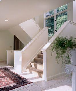 half wall instead of railing