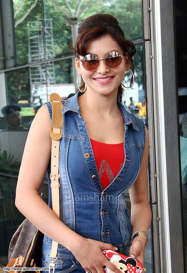 Urvashi Rautela In Sunglasses