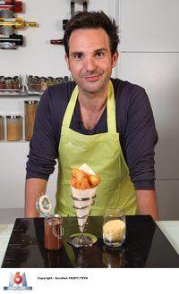 """La recette """"Churros parfumés au citron vert et à la pâte à tartiner"""" de Christophe Michalak. Hmmmmm...."""