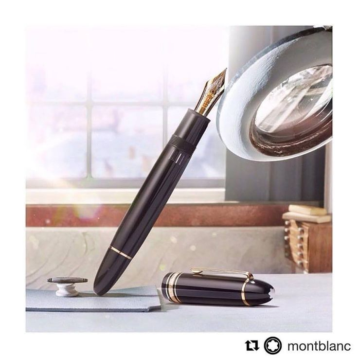Caneta-tinteiro Montblanc Meisterstück 149 - um design que escreve história!   #danglarluxurystore #danglar #luxury #montblanc #caneta #representanteoficial #flamboyant #flamboyantshopping