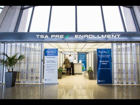 Summer travel plans? Enroll in TSA Pre✓® for a better, faster and easier travel experience. | Transportation Security Administration