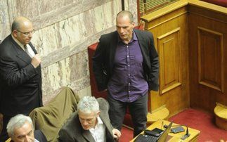 Varoufakis: We not bluffing, in hand of Europeans what they will do/Βαρουφάκης: Δεν μπλοφάρουμε, στο χέρι των Ευρωπαίων τι θα κάνουν