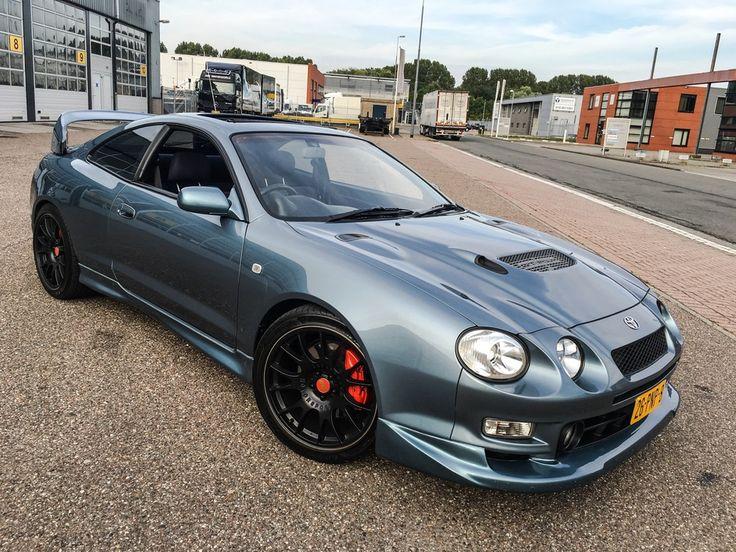 Toyota Celica GT-Vier ST205 JDM – 6G Celicas – Brian Sokolich