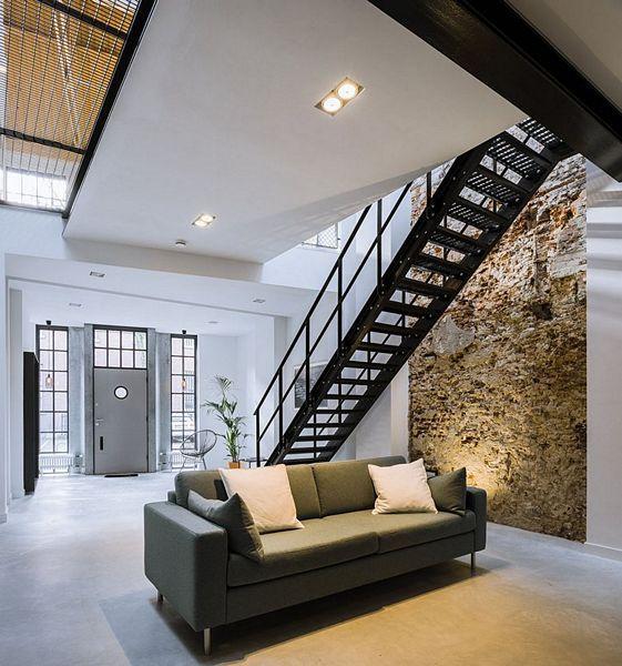 Loft Sixty-Four by Eva Architects