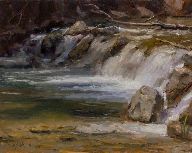 www.artshopnc.com - Tony Pro Artist Virgin River Falls