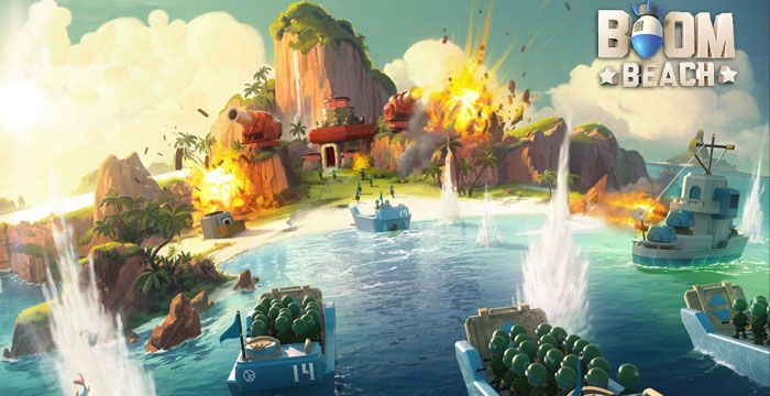Boom Beach Hack Version 2.5 (Mise à jour quotidienne 2014)