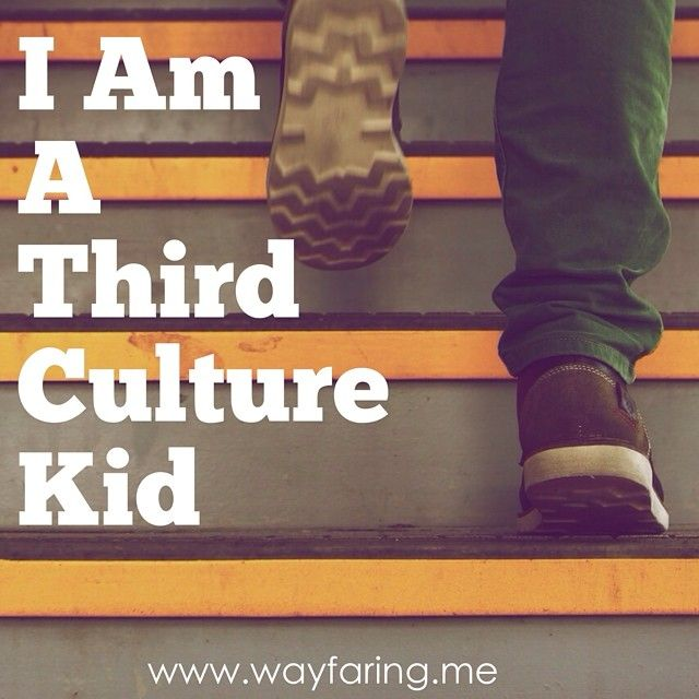 I am a new breed. I am more comfortable in an airport than a shopping mall. One that calls the World my home. I am a Third Culture Kid... are you? Read all the #TCK symptoms by Wayfaring Contributor Graceann Beverly at http://www.wayfaring.me/i-am-a-third-culture-kid/!