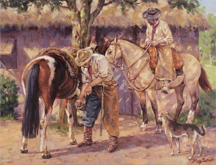 Pin de JuanMa Gutiérrez en Vasco Machado - Arte Criollo