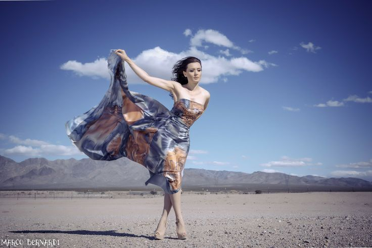 The wind in the desert... by Marco Bernardi on 500px