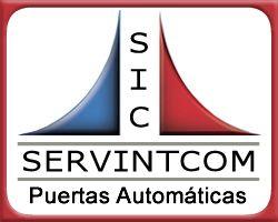 SERVINTCOM - PUERTAS AUTOMATICAS www.servintcom.com