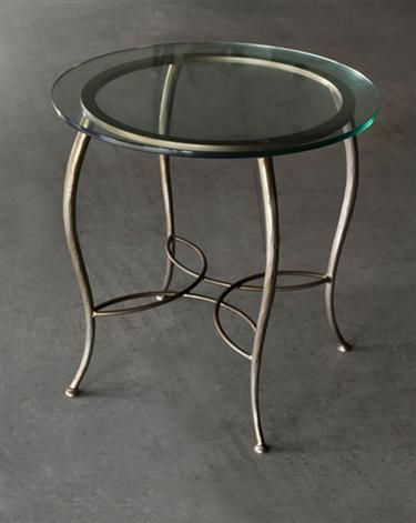 Beck End Table By Charleston Forge. MADE IN USAu003e We Are A 30 Year Old  Family Owned Maker Of Exquisite Quality Hand Forged Furniture.