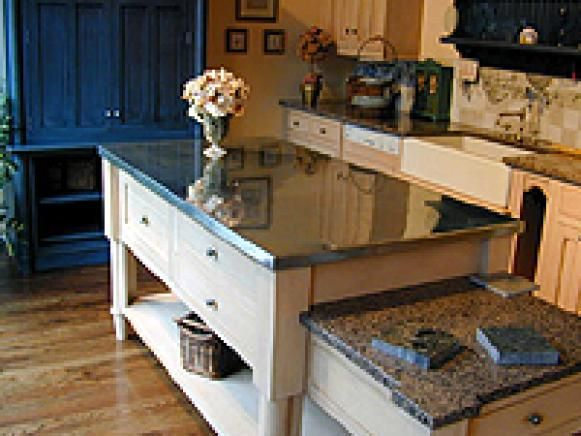Metal Countertops: Copper, Zinc And Stainless Steel