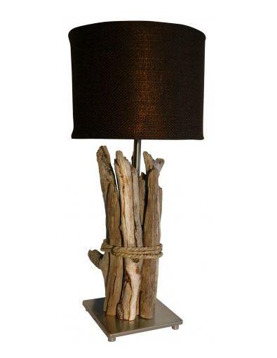 1000 id es sur le th me planche de grange tables sur - Lampe de table bois ...