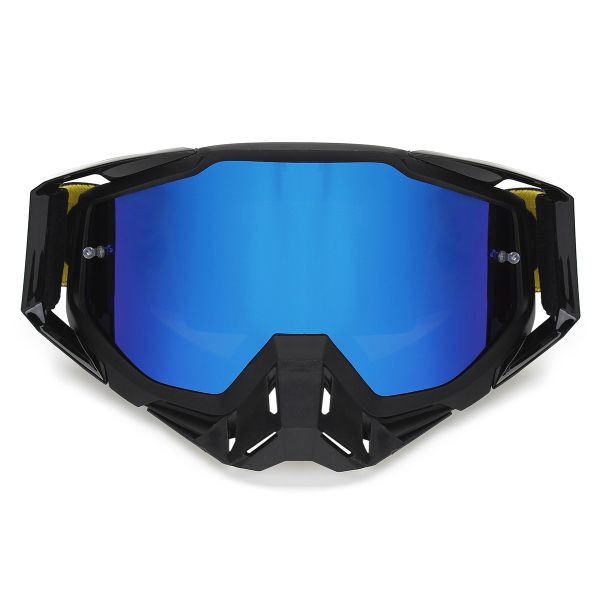 Motocross Lunette Goggles Moto Bike ATV Motorcycle Glasses 5 Colors With Goggle Bag