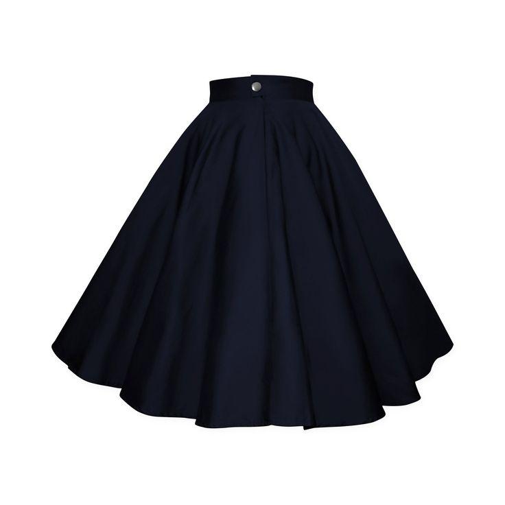 Black Butterfly Vintage Rockabilly Cercle Complet Jupe De 1950: Amazon.fr: Vêtements et accessoires
