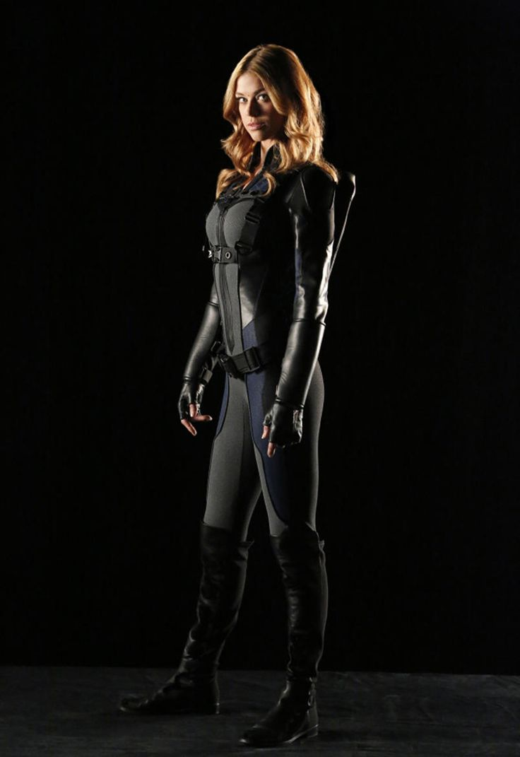 Adrianne Palicki to Star in Potential Agents of S.H.I.E.L.D._ Spin-Off