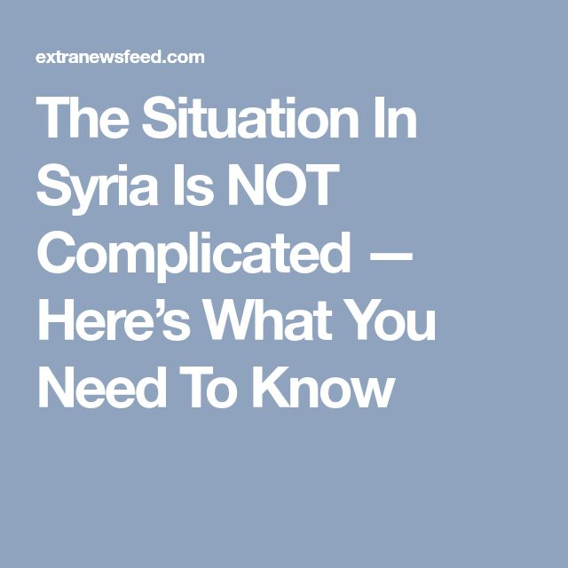 The 25+ best Syria situation ideas on Pinterest Crisis in syria - Situation Report