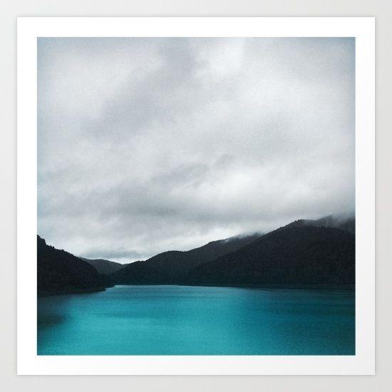 △ Only Original Artwork & Photography △<br/> ➳ facebook.com/tordis.kayma.artist<br/> ➳ instagram.com/tordiskayma<br/> <br/> Share your Tordis Kayma products on Instagram! <br/> Please tag #tordiskayma / @tordiskayma<br/> <br/> © 2016 Tordis Kayma Photography<br/> <br/> water, lake, mountains, minimal...