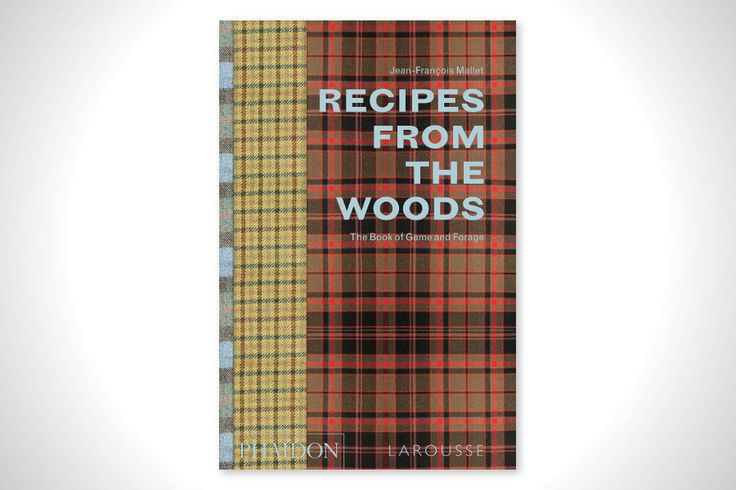 Compiled by French chef and writer Jean-François Mallet, Recipes from the Woods: The Book of Game and Forage is a collection of 100 recipes featuring game and foraged ingredients, such as chestnuts, nettles, and wild strawberries. The recipes encourage readers to discover the pleasure of cooking game and wild foods.