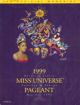thecrowncompetitors: miss universe 1999