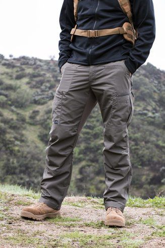 LA Police Gear Atlas Tactical Pant with STS