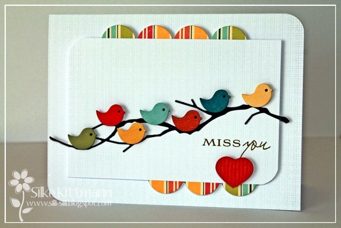 MFT Bird dies by silli - Cards and Paper Crafts at Splitcoaststampers