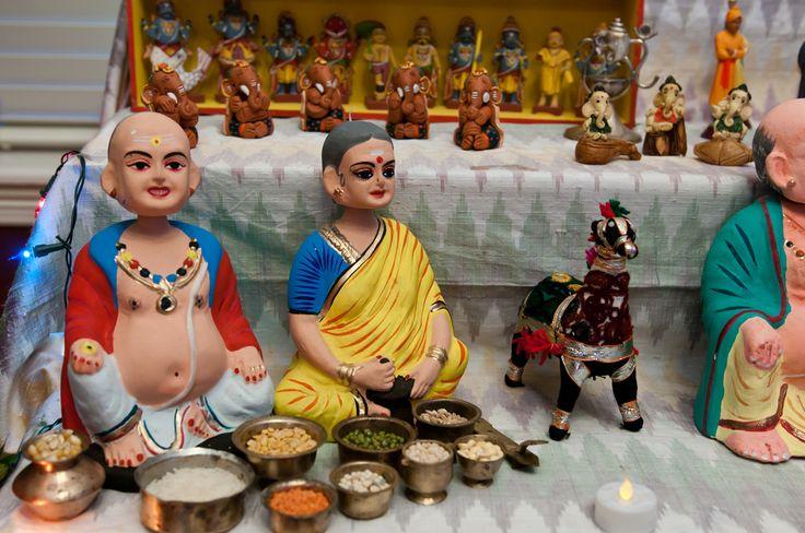 Golu Dolls   by .Manisha.
