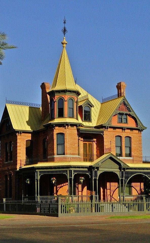 Rosson House Museum | Travel | Vacation Ideas | Road Trip | Places to Visit | Phoenix | AZ | Historic Site | Museum