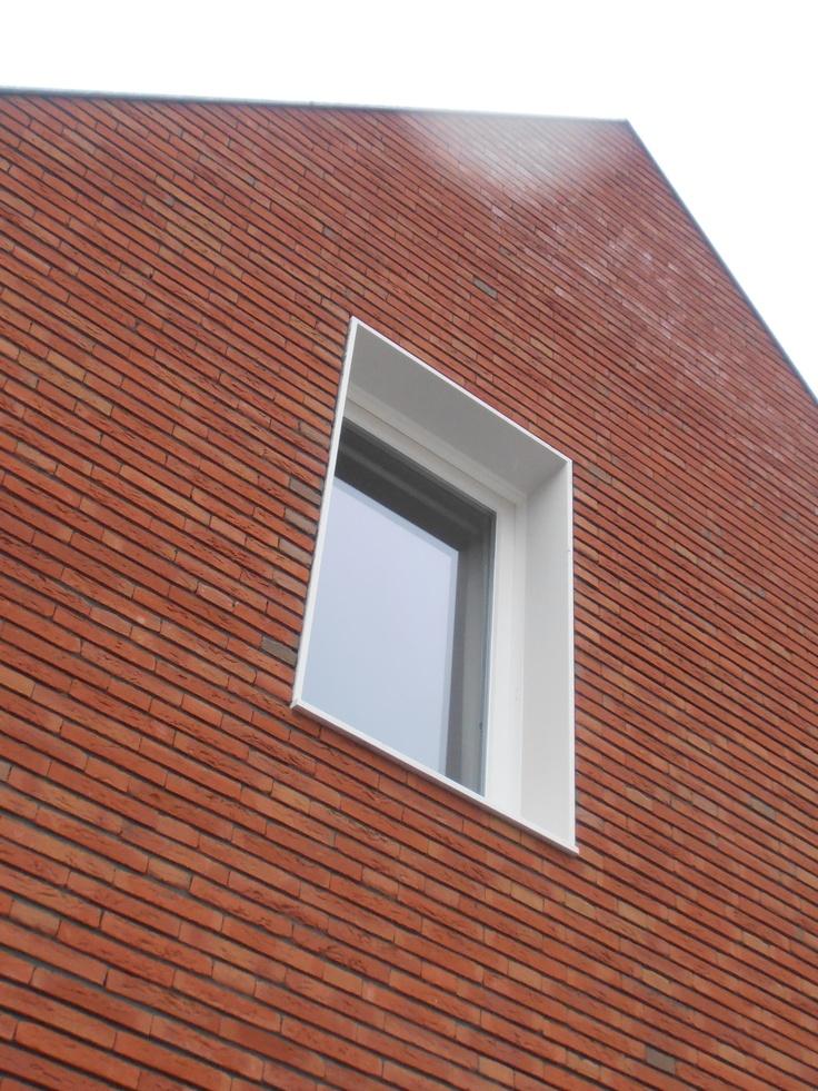 #detail #masonry architect: Joris Verhoeven Architectuur Tilburg