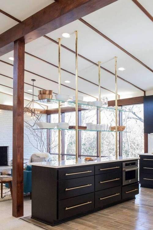 Schon Decorology: Beautiful Interiors (and Great Tips!) From Fixer Upperu0027s Joanna  Gaines. Küche EinrichtenPrivatEinrichtungMitte Des Jahrhunderts Moderne ...
