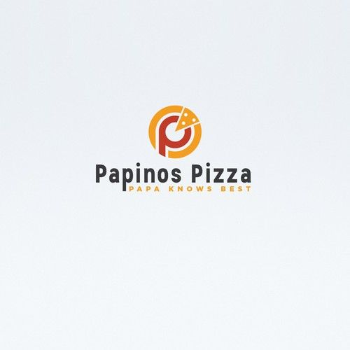 Papinos Pizza 鈥?20Create a logo for a pizza delivery company. Specializing in smart phone APP online ordering and delivery