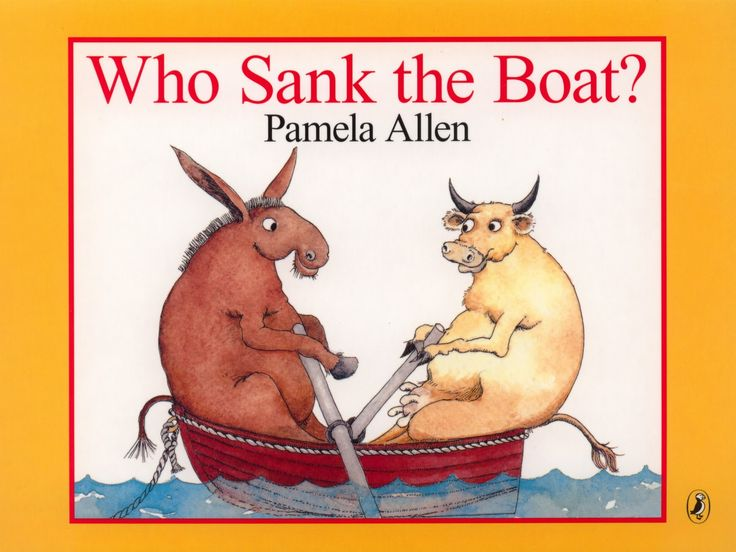 Mrs. Heather and Ms. Damita's Pre-K: Who Sank the Boat?