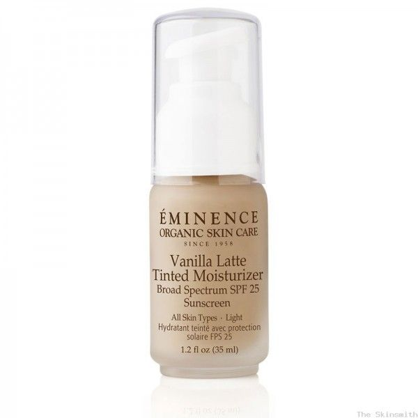 Vanilla Latte Tinted Moisturiser SPF25 - Organic Beauty - By Category - Browse Products