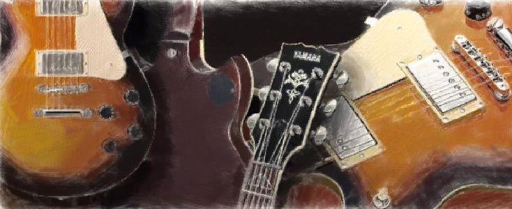 17-06-14 『鬼とロックとコーラ瓶〜流血の白塗り事件』-1(~2) (坂根龍我 作品 紹介№359 )   小学五年生の頃、父が僕に弾かせようと質流れのクラシックギターを教則本と共に買って来てくれた。 おそらくはボケーっと日々過ごしているか、とんでもないイタズラをやらかす僕に業を煮やしての事だったのだろうと思うのだが・・・。 しかして僕は初めこそ興味を惹かれたが、教則本のサクラサクラや埴生の宿などにすぐ飽きてしまった。 あーー、かったりィ! が本音でギターは昼寝用の枕と化してしまったのだ。 そんな調子のまま六年生を過ごし、中学に上がった頃、友人が「歌本」なるものを見せてくれたのである。 ふぅ〜ん、今流行ってる曲が載ってんだ。