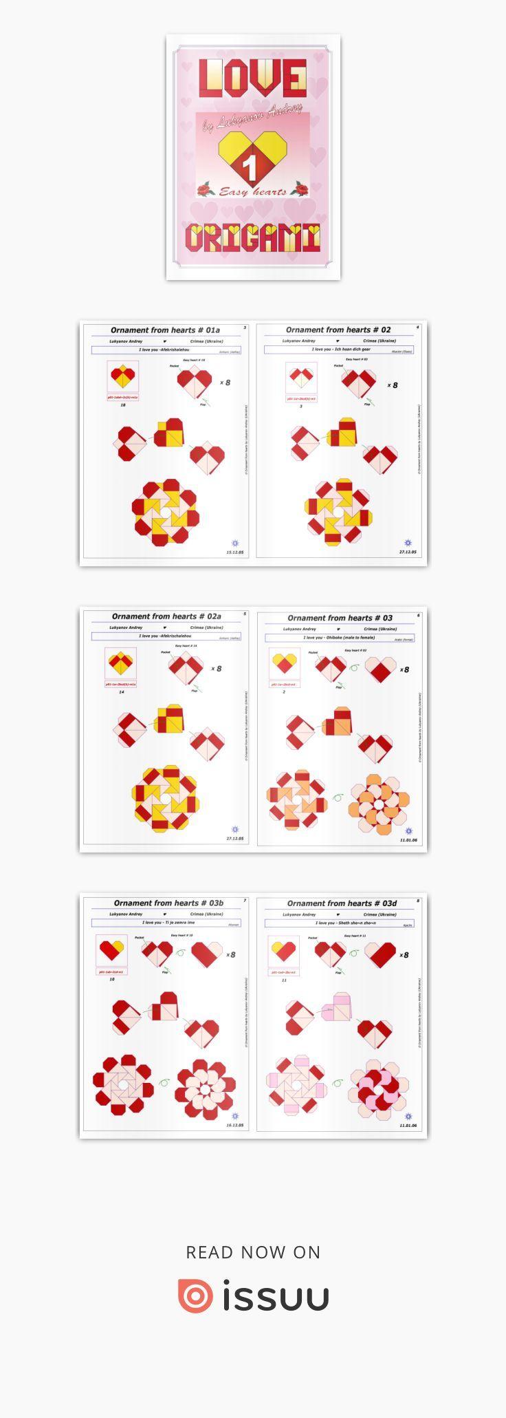 Andrey lukyanov love origami 01 pdf