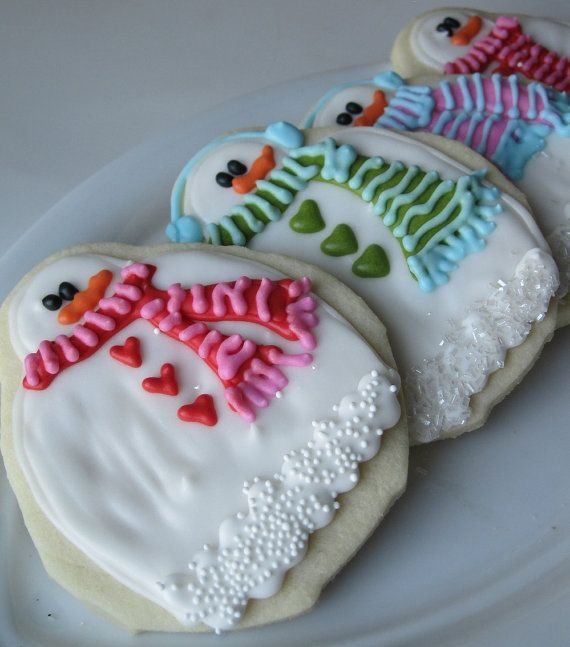 : Sugar Cookies with Maple Butter & Fresh Nutmeg Christmas Cookie ...