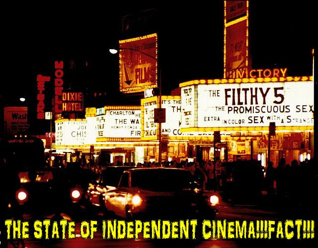 Great article about the state of Independent Cinema nowadays. Some salty language!