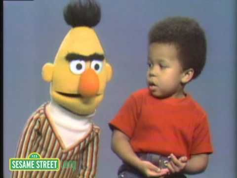 Ernie and John John explore emotions - - Re-pinned by @PediaStaff – Please Visit http://ht.ly/63sNt for all our pediatric therapy pins