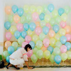 Mon décor de photobooth * planche d'inspiration * - Mlle Bride