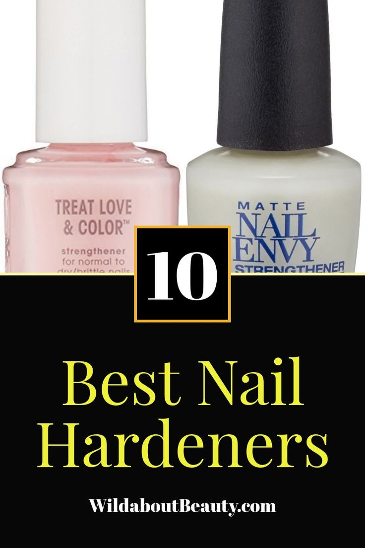 10 Best Nail Strengtheners to Try for Your Brittle Nails – Skin Care