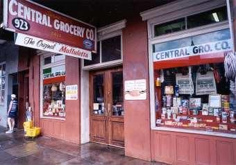 Central Grocery Co.   New Orleans, LA   This place has been a fixture in the French Quarter for nearly a century. Best muffuletta in town!