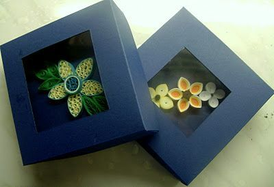 Quilling Me Softly: Dust Proof Quilling Boxes - Tutorial