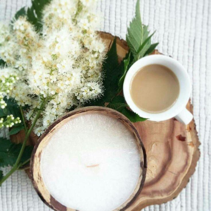 by nature ...  zeea - naturalne świece zapachowe