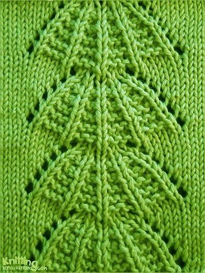 Parasol  Lace Stitch Pattern