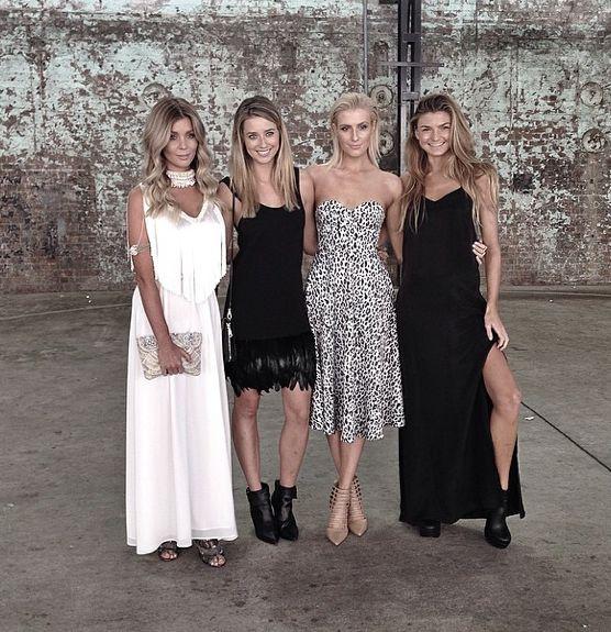 Clothing: Ixiah Middle Shoes: Freelance Shoes Style: Sheren (Black), Harley (Beige)  www.freelanceshoes.com.au