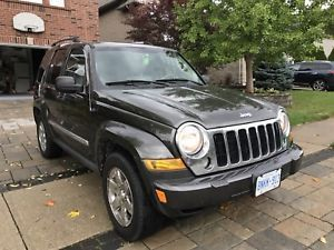2006 JEEP LIBERTY LIMITED | CERTIFIED |