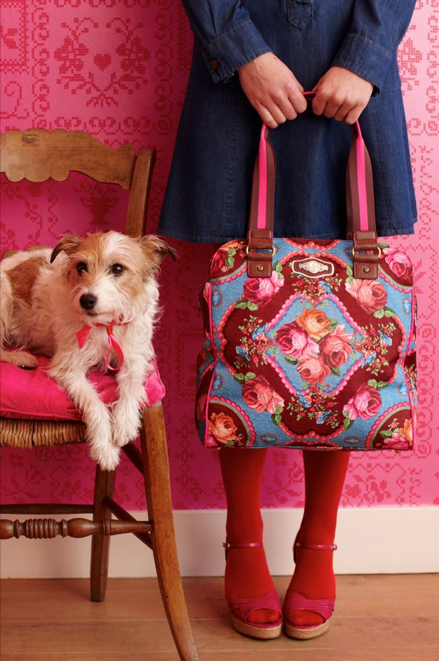 My doggie Pippie for Pip Studio photography Marcel van Driel styling Frederiek Haffmans