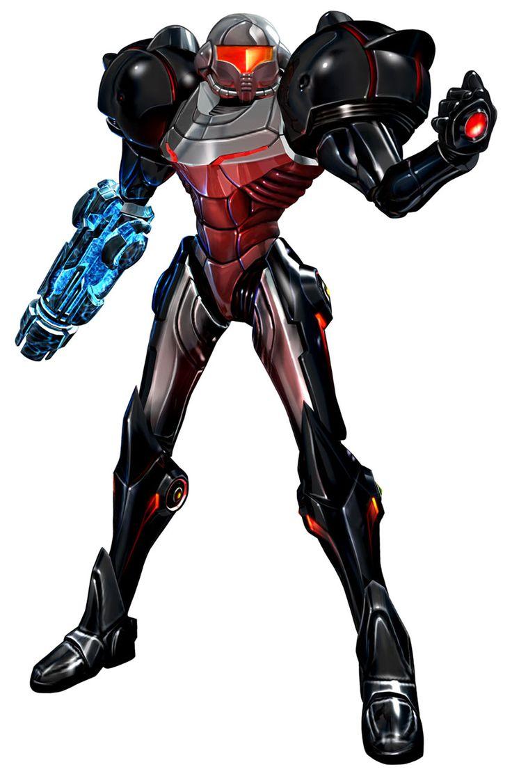 Metroid Prime - Phazon Suit