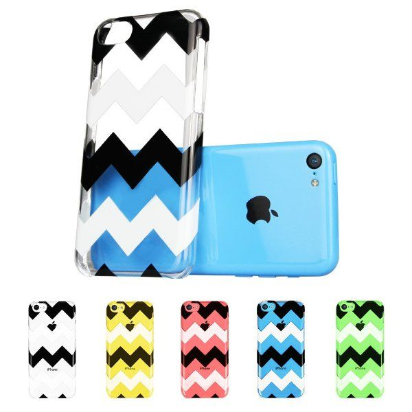 ESR the Beat Series Hard Clear Back Cover Snap on Case for iPhone 5C (Zagz):Amazon:Cell Phones & Accessories