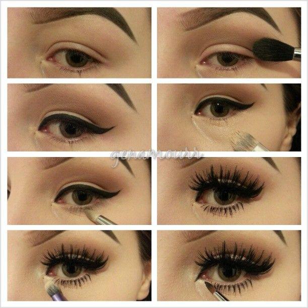beautiful eyes tutorial
